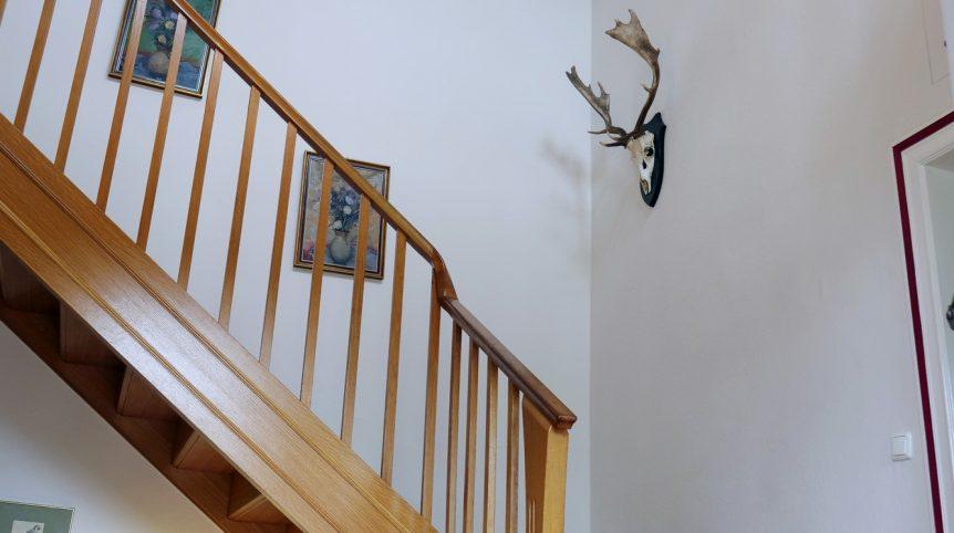 Galerie zum Obergeschoss