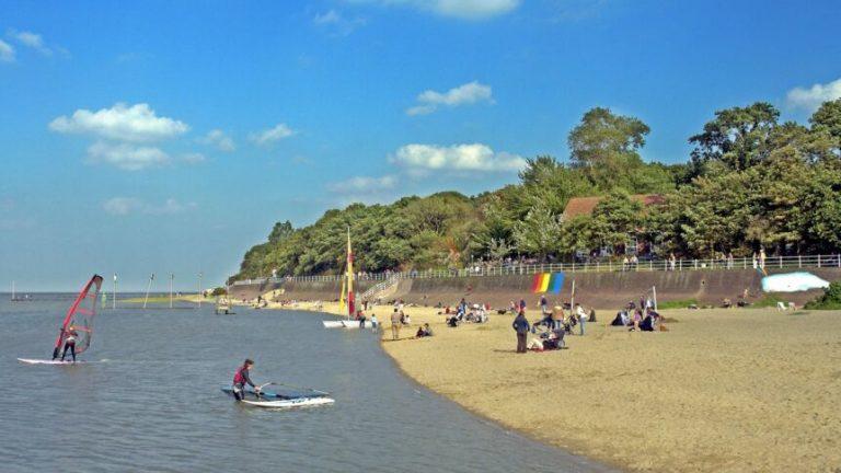 Strand von Dangast Dangast beach BLWX101143 Copyright xblickwinkel McPhotox WillyxBoyungsx